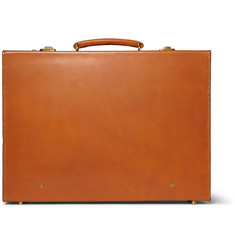 Kingsman Swaine Adeney Brigg Leather Briefcase