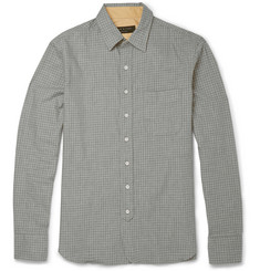 Rag & bone Checked Cotton Shirt
