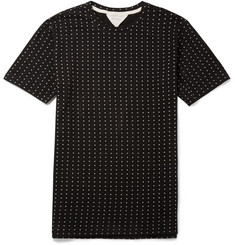 Rag & bone Printed Cotton T-Shirt