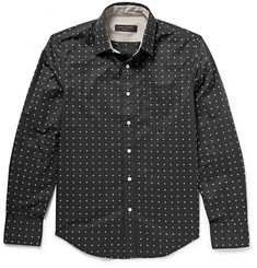 Rag & bone Yokohama Printed Cotton Shirt