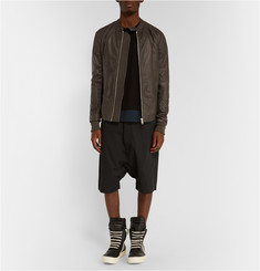 Rick Owens Cotton Shorts