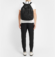 Alexander McQueen Leather Backpack