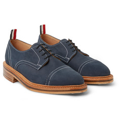 Thom Browne Nubuck Derby Shoes