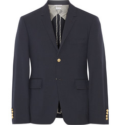 Thom Browne Slim-Fit Wool Blazer