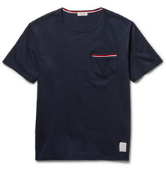 Thom Browne Pocket-Front Cotton-Jersey T-Shirt