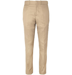 Alexander McQueen Slim-Fit Cotton Chinos