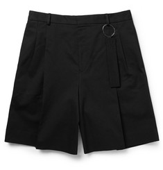 Givenchy Cotton-Twill Bermuda Shorts