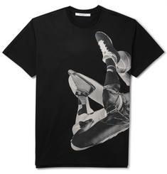 Givenchy Photographic-Print Cotton-Jersey T-Shirt