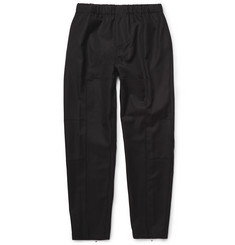 Givenchy Zip-Detailed Wool Trousers
