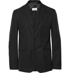 Maison Margiela Cotton-Canvas Blazer