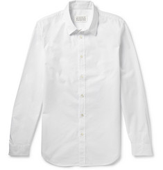 Maison Margiela Cotton-Poplin Shirt