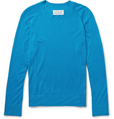 Maison Margiela Crew Neck Cashmere Sweater