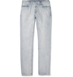 Maison Martin Margiela Slim-Fit Washed-Denim Jeans