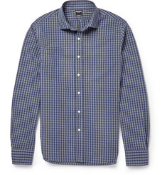 Todd Snyder Checked Cotton Shirt
