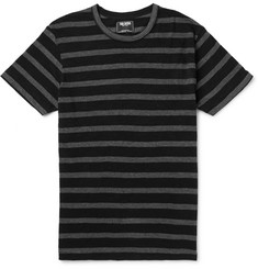 Todd Snyder Striped Slubbed Cotton-Blend Jersey T-Shirt