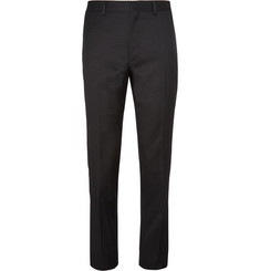 PS by Paul Smith Slim-Fit Wool-Jacquard Suit Trousers