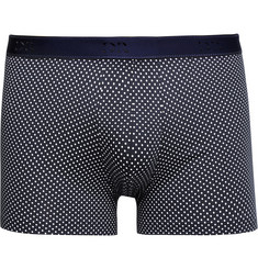 Derek Rose Polka-Dot Stretch-Cotton Boxer Shorts