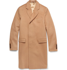 Gucci - Single-Breasted Lightweight Wool Overcoat