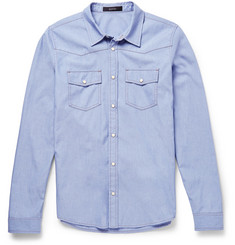 Gucci Slim-Fit Chambray Shirt