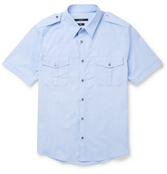 Gucci Cotton Short-Sleeved Shirt