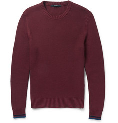 Gucci Ribbed-Knit Sweater