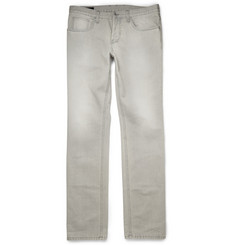 Gucci Slim-Fit Washed-Denim Jeans