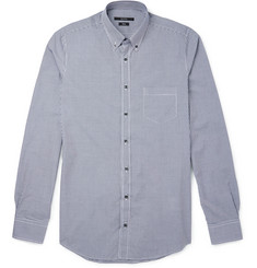 Gucci Gingham Cotton Shirt