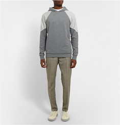 Paul Smith Panelled Cotton Hoodie