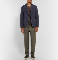 Paul Smith Slim-Fit Striped Cotton-Blend Blazer