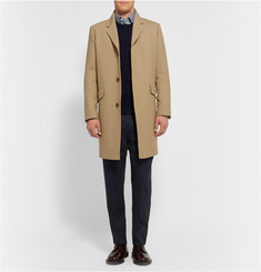 Theory Whyte Wool Overcoat