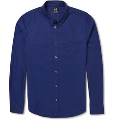 McQ Alexander McQueen Slim-Fit Harness Cotton Shirt