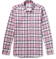 Etro Checked Linen Shirt