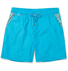 Etro Mid-Length Swim Shorts