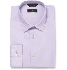 Paul Smith London Purple Byard Cotton Shirt