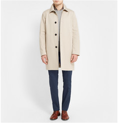 Paul Smith London Cotton-Twill Trench Coat