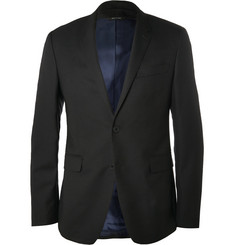 Paul Smith London Black Kensington Wool Suit Jacket