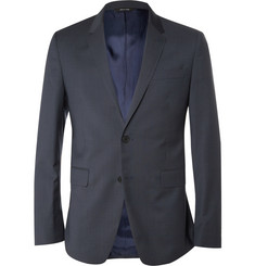 Paul Smith London Navy Slim-Fit Kensington Wool Suit