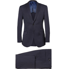 Richard James Striped Wool Suit