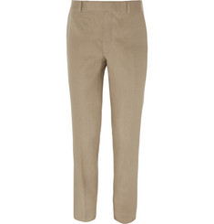 Richard James Slim-Fit Linen Trousers