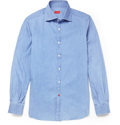 Isaia Denim Shirt