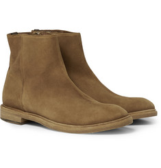 Paul Smith Shoes & Accessories Sullivan Dip-Dye Suede Chelsea Boots