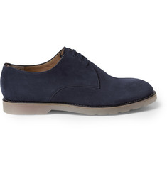 Paul Smith Shoes & Accessories Suede Derby Shoes