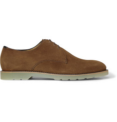 Paul Smith Shoes & Accessories Merton Rubber-Soled Suede Derby Shoes
