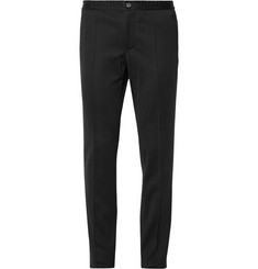 Lanvin Slim-Fit Cotton-Jersey Trousers