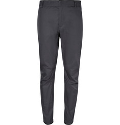 Lanvin Cotton Biker Trousers