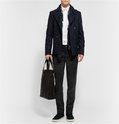 Lanvin Slim-Fit Cotton-Poplin Shirt