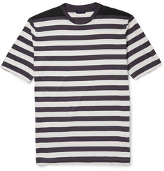 Lanvin Striped Cotton T-Shirt