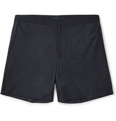 Lanvin Mid-Length Shell Swim Shorts