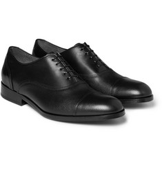 Lanvin Leather Oxford Shoes