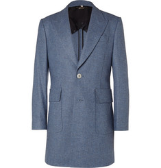 Hardy Amies Wool Overcoat